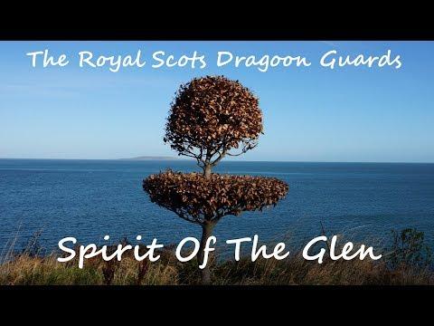 The Royal Scots Dragoon Guards - Spirit Of The Glen (Full Album) HQ