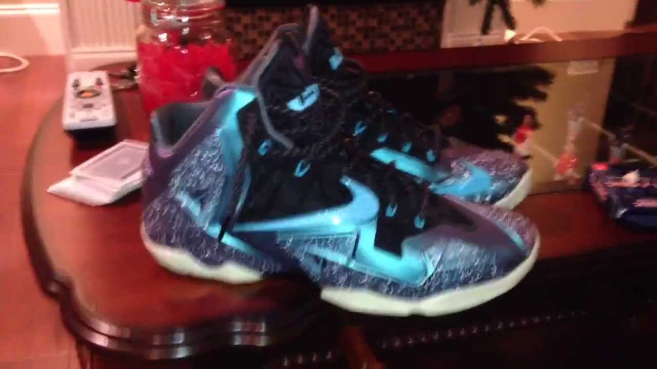 Nike ID LeBron 11 Review