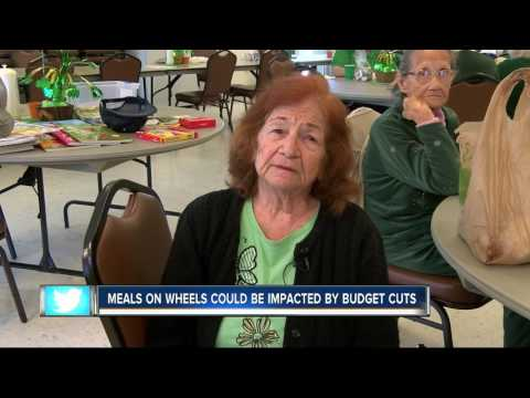 Meals on Wheels prepares for possible cuts