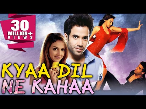 Kyaa Dil Ne Kahaa (2002) Full Hindi Movie | Tusshar Kapoor, Esha Deol, Rajesh Khanna, Raj Babbar