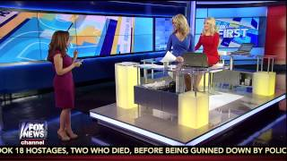 Ainsley Earhardt & Heather Childers 02-23-15