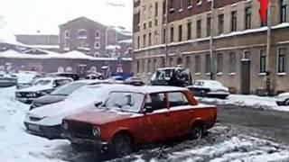 Дорожные войны 16 03 2012
