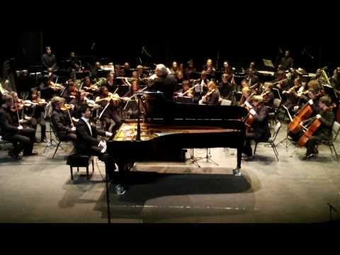 audio only - Xian Xinghai: Yellow river piano concerto - JYO 01092013