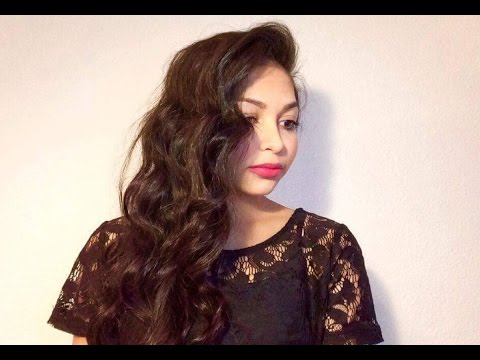 How To Curl Your Hair With Braun Smoothstyler Cordless | Tay Queiroz