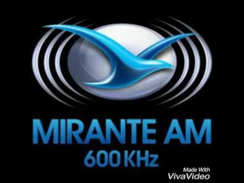 Prefixo - Mirante AM - 600kHz - São Luís MA