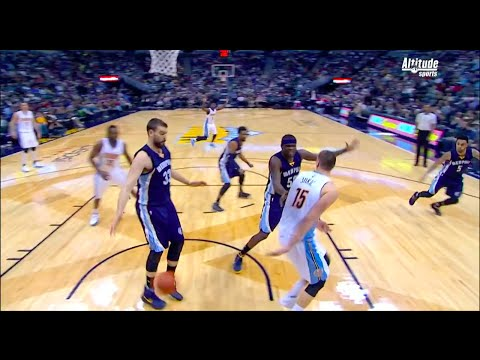 Nikola Jokic - Super Skilled Center