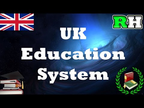 England Education System