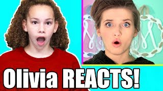 Olivia REACTS to &quotSaturday&quot by Mimi