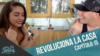 Débora revoluciona la casa | Los Perlas