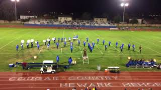 NMHS BAND - FIELD SHOW 2017
