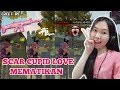 SCAR CUPID LOVE, SOLO VS SQUAD - FREE FIRE INDONESIA