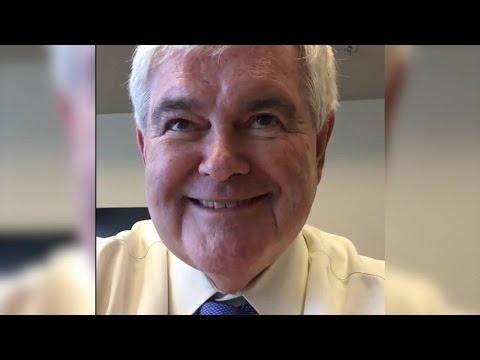 Newt Gingrich: Trump's Gettysburg Address Was 'Maybe the Best Reform Speech Since Reagan' ✔