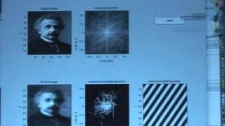 2次元フーリエ変換/逆変換の解説 Two-dimensional Fourier Transform Demo