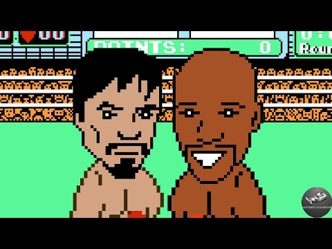 FLOYD MAYWEATHER PUNCH-OUT!!!