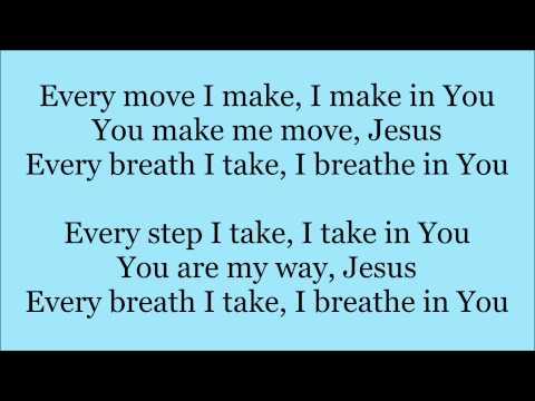 CC Every Move I Make - Instrumental with Lyrics