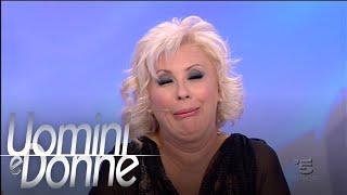 Uomini e Donne, Trono Over - Tina imita Gemma