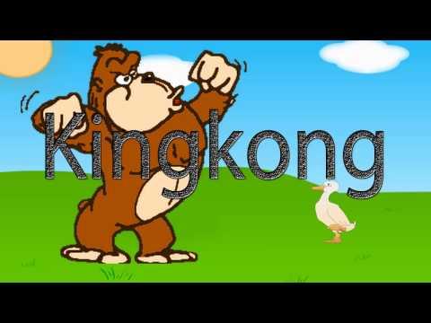 Lagu Rohani Kristen Kingkong
