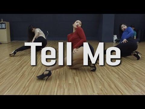 Tell Me (Acoustic) - Sabrina Claudio | Lip J Heels Choreo