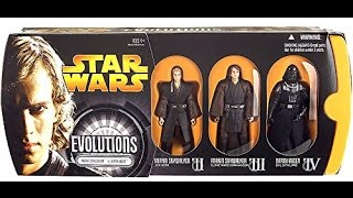 Star Wars Evolutions Multipacks