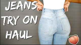 JEANS THAT MAKE YOU LOOK GOOD!