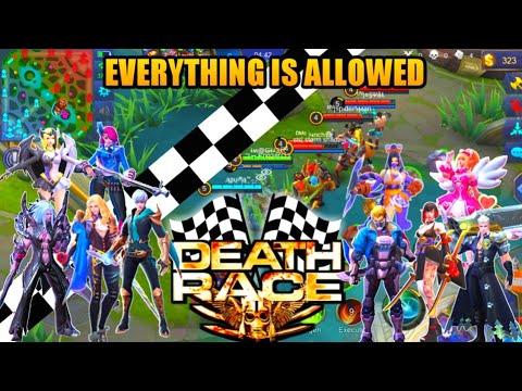 Death Race /It's All about Survival | Mobile Legends Bang Bang thumbnail