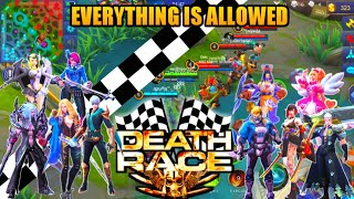 Death Race /It's All about Survival | Mobile Legends Bang Bang