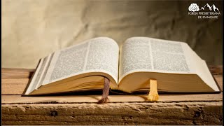Escola Bíblica Dominical |  15-08-2021