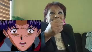 Religiosa boss reacciona a yaoi nivel #1 (Evangelion ep 24) | abogado anime