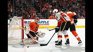 Philadelphia Flyers vs Calgary Flames, 18 november 2017