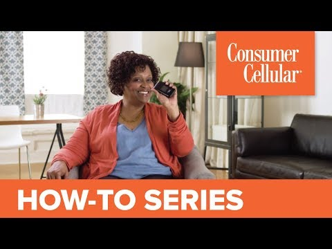 Alcatel Go Flip: Overview & Tour (1 of 7) | Consumer Cellular
