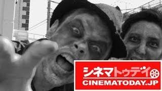 映画『サムライゾンビ・フラジャイル』上映記念イベントとして東京・下...