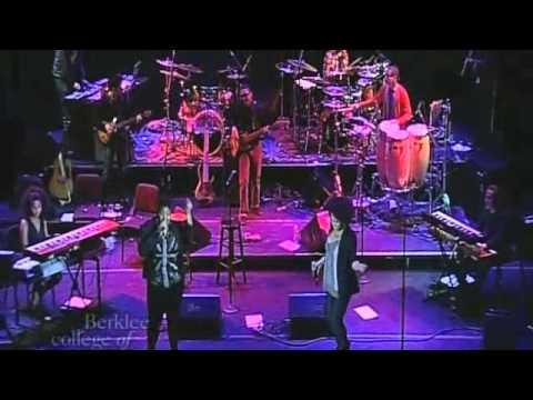 Berry Farms by Meshell Ndegeocello (Berklee Neo-Soul Ensemble)