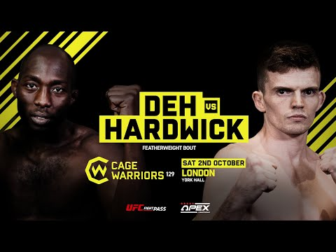 CW129: Harry Hardwick vs Konmon Deh
