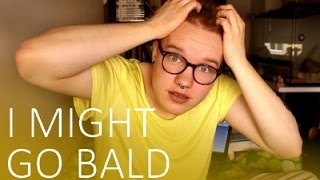 Hair loss on testosterone || Emil