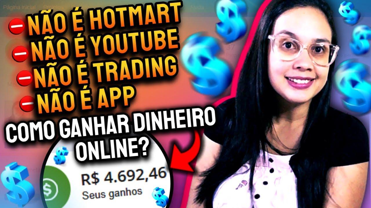 [R$4.692,46] Como Ganhar DINHEIRO na Internet 2021| Ganhar Dinheiro Online