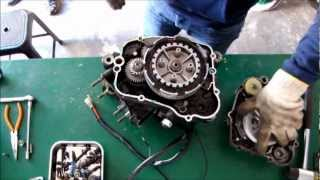 Download yamaha dt 50 lcde motor disassembly 1st part