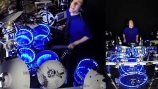 Blink 182 First Date Drum Cover