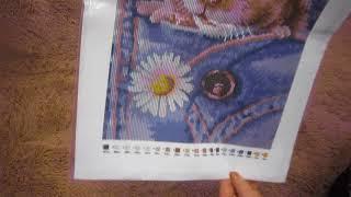 Посылка от замечательной рукодельницы Вышивка для Души...Вышивка бисером