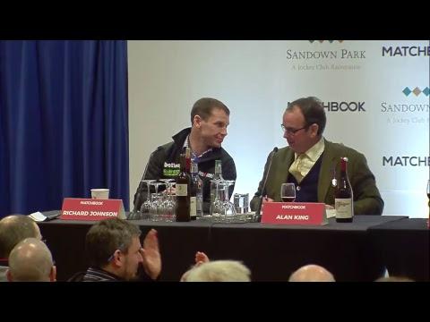 Hear live from Sandown Park's expert panel ahead of the 2018 Cheltenham Festival.