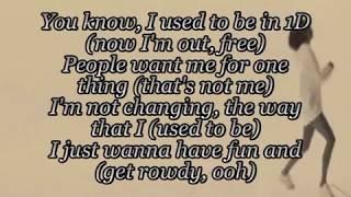 Strip That Down For Me Lyrics - Liam Payne
