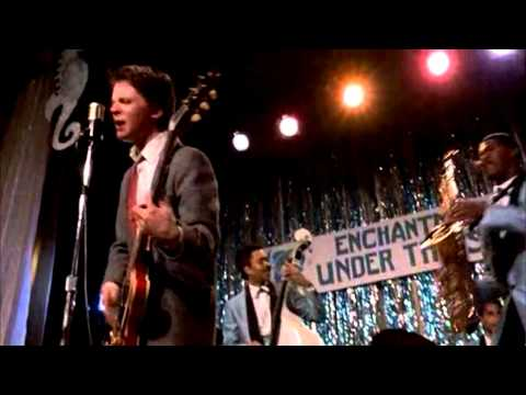 Marty Mcfly With The Starlighters - Johnny B. Goode (Official Video)