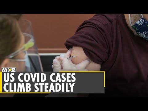 New York: COVID cases rise as Delta variant spreads | United States | Latest World English News