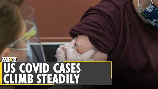 New York: COVID cases rise as Delta variant spreads | United States