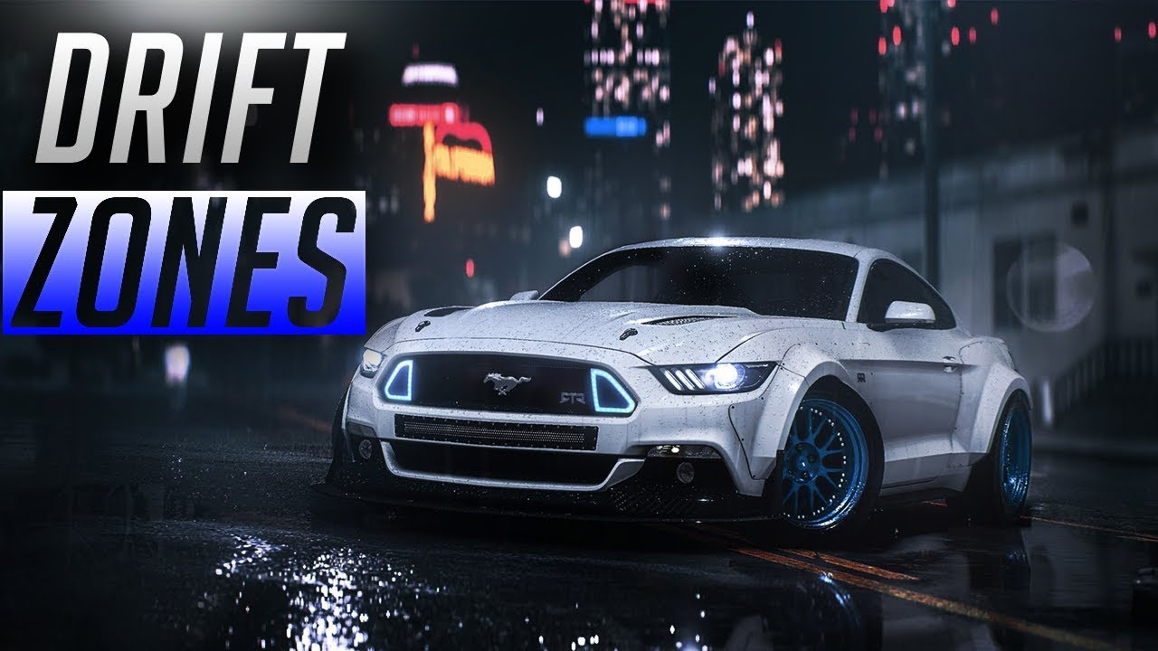 Nfs Payback All Drift Zones With 3 Star Guides
