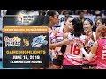 BanKo-Perlas vs. Creamline - June 15, 2019   Game Highlights   #PVL2019