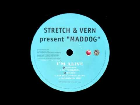 Stretch & Vern - I'M Alive (Original Mix) HQwav