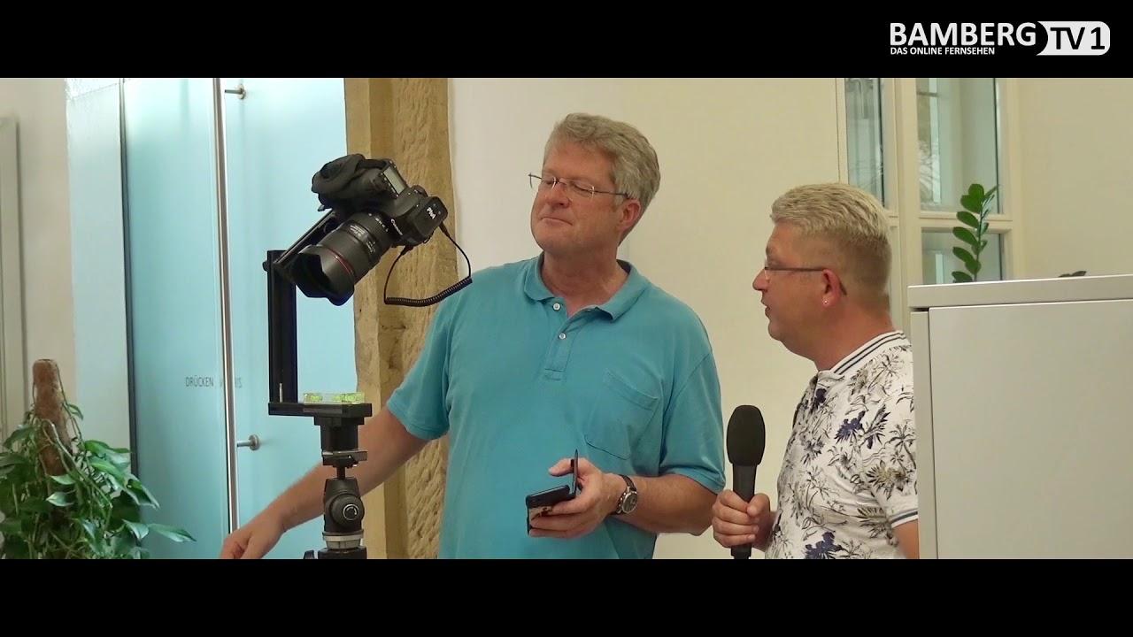Die Reportage - Wie entstehen 360° Panoramafotos - YouTube