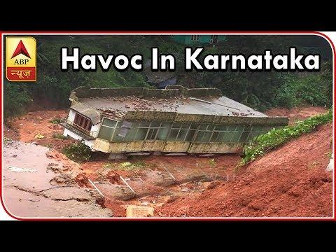 Heavy Rains Wreak Havoc In Karnataka, Kodagu Poorly Affected | ABP News