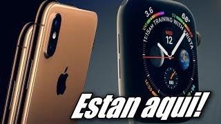 iPHONE XR y XS MAX y APPLE WATCH 4 | TODA la iNFORMACION