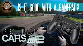 5 Answers about Project CARS 2 Gamepad/Controller Gameplay